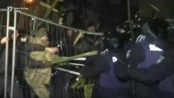 Ciocniri la Kiev între poliție și suporterii lui Mihail Saakașvili