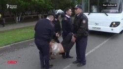 Назарбоевсиз сайлов: Тоқаев ғалабага яқинлашди. Ўнлаб намойишчи қўлга олинди