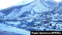 Населенный пункт в Дагестане.