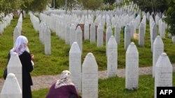 Varrezat në Srebrenicë