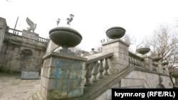 Гора Митридат без лестницы