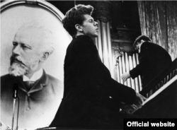 Ван Клиберн на Международном конкурсе имени Чайковского, 1958 год