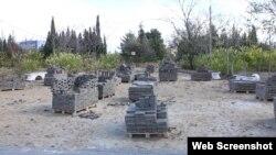 Реконструкція парку Перемоги в Севастополі