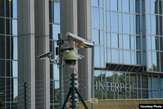 Sjedište Interpola, Lion, Francuska