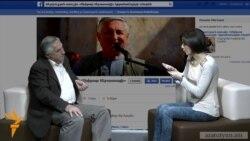 Ֆեյսբուքյան ասուլիս «Մխիթար Սեբաստացի» կրթահամալիրի տնօրենի հետ