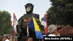 """Dolazak """"Ćire"""" u Višegrad"""