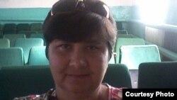Валентина Казанбаева