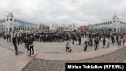 Бишкек, 21 марта 2013 года.