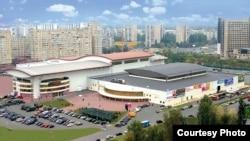 Міжнародний виставковий центр, де проходитиме «Євробачення-2017», Київ