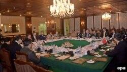 Перший раунд переговорів в Ісламабаді, 11 січня 2016 року