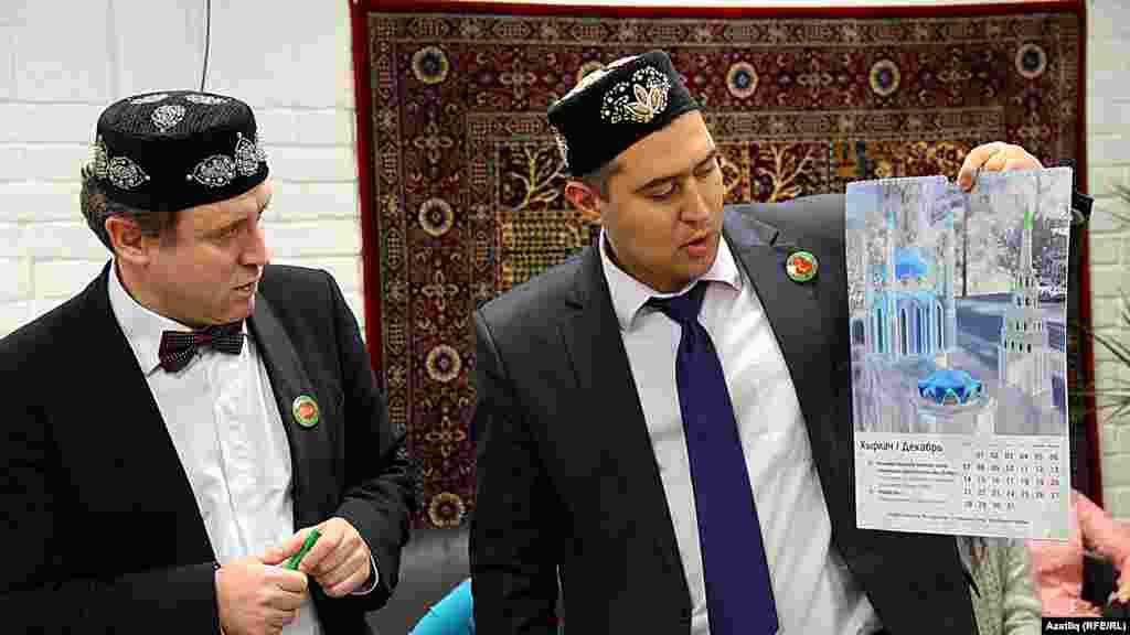 Тамада, Шәрык клубын оештыручы Гамил Нур һәм дизайнер Тимур Гыймранов