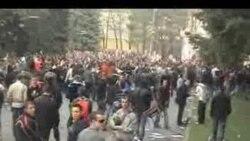 Acţiunile de protest de la Chisinau III