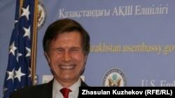 USA/Kazakhstan – Robert Blake, US assistant of Secretary the States. Astana, 25Mar2011