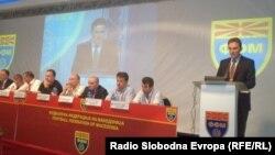 Илчо Ѓорѓиоски, нов претседател на Фудбалската федерација на Македонија, ФФМ, фудбал.