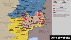 Ucraina: situația în zona operațiunii antiteroriste, 8 iulie 2014