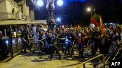 Protestçiler