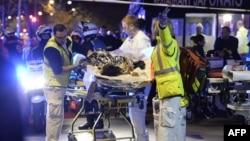 Parisdə 13 noyabr terroru