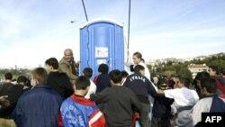 Турция стремится стать Европой во всем - в том числе, и по части туалета