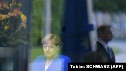 Cancelara germană Angela Merkel