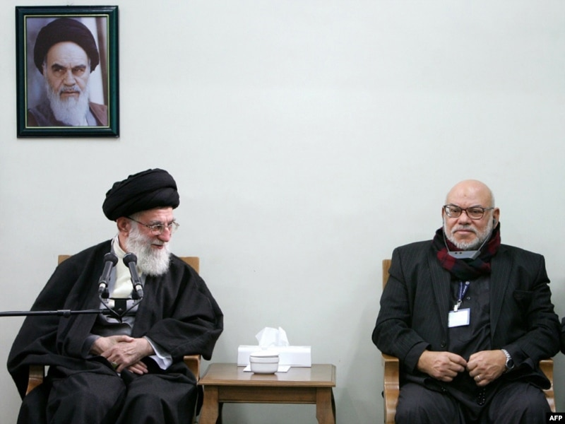 Khamenei Praises Arab Revolts As Iran Crushes Its Own Protests