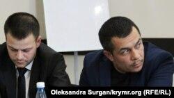 Айдер Азаматов и Эмиль Курбединов