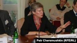 Заместитель госсекретаря США по вопросам разоружения Роуз Готтемюллер