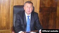 Министр чрезвычайных ситуаций Кыргызстана Кубатбек Боронов