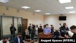В суде по мере пресечения Андрею Пивоварову