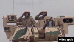 Грузинские военнослужащие в Афганистане