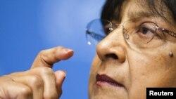 Комесарот за човекови права на ОН Нави Пилај