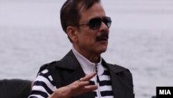 Индискиот бизнисмен Субрата Рој го посети Охрид на 10 јули 2013 година.
