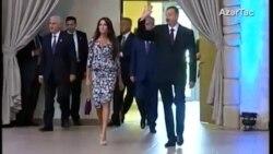 İlham Əliyev prezidentliyə namizəd oldu