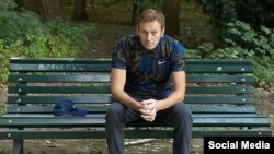 Kritiku i Kremlinit, Aleksei Navalny.