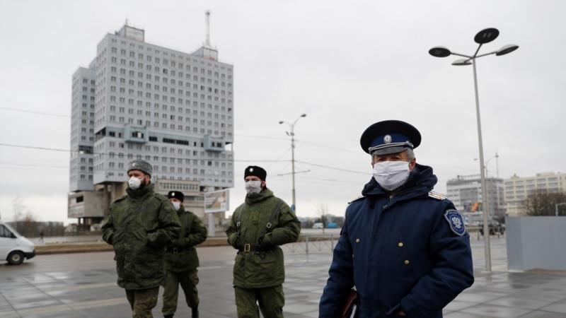 Russia To Halt Passenger Train Service To The Baltic Enclave Of Kaliningrad Due To Coronavirus