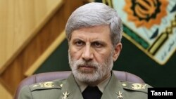 وزیر دفاع ایران محدودیت توان موشکی ایران را نقشه دشمن توصیف کرده است.