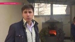 Таджикистан жжет наркотики