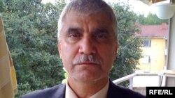 Türkmen parlamentiniň öňki deputaty Halmyrat Söýünow