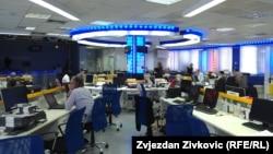 Multimedijalni desk BHRT-a (Radio-televizija Bosne i Hercegovine), Sarajevo