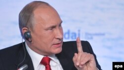 Russian President Vladimir Putin has also not been shy about reminding the West and the world of Russia's nuclear might lately.