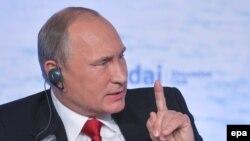 Орусиянын президенти Владимир Путин