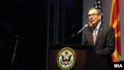 Амбасадорот на САД во Македонија Џес Бејли