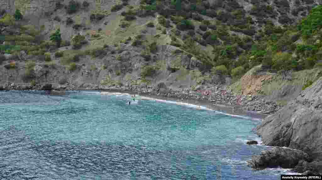 Считается, что Царский пляж получил свое название после визита в Новый Свет императора Николая ІІ