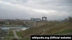 Иркутская гидроэлектростанция