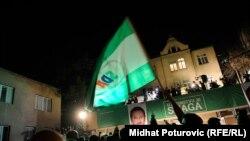 SDA slavi izbornu pobjedu Bakira Izetbegovića