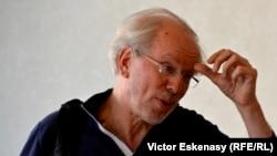 Gidon Kremer la Academia Kronberg în Germania