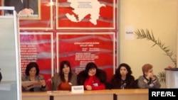 Yerli müşahidəçilər 18 mart referendumunda