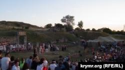 Фестиваль «Боспорские агоны» в Керчи, 2014 год