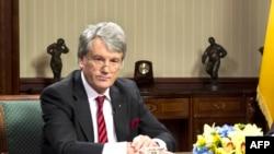 Экс-президент Украины Виктор Ющенко 2013