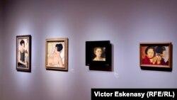 """Imagine din secția intitulată """"Noua femeie a Germaniei""""..."""