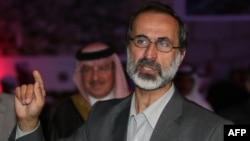 Ahmed Moaz al-Khatib, kreu i opozites siriane